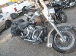 Lot: 477 - 2004 Harley-Davidson Flstc Motorcycle