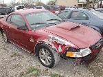 Lot: 006 - 2003 FORD MUSTANG