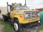 Lot: 007 - 1987 GMC FB 700 TRUCK