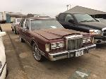 Lot: 1605450-EQUIP#21361445 - 1985 LINCOLN TOWN CAR