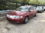 Lot: 1704759 - 2008 LINCOLN MKZ - KEY* & STARTED