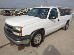 Lot: 1-40101 - 2007 Chevrolet Silverado Pickup