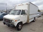 Lot: 14-41607 - 1994 GMC G3500 Box Van