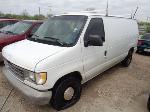 Lot: 12-101371 - 1995 Ford E-150 Van