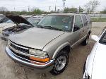 Lot: 24-100721 - 1999 Chevrolet Blazer SUV