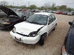Lot: 41-101357 - 2000 Chevrolet Metro