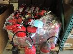 Lot: 32.PA - (49) FIRE EXTINGUISHERS