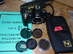 Lot: 81.HO - NIKON CAMERA, LENSES, FLASH, MULTI POWER BATTERY PACK