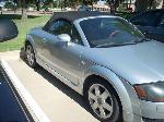 Lot: V415 - 2001 Audi TT Convertible