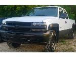 Lot: 043 - 2000 Chevrolet 1500 4x4 Z71 Pickup