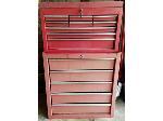 Lot: 063 - (2) Shop Tool Boxes
