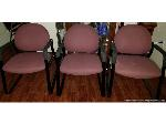 Lot: 067 - (3) Matching Chairs