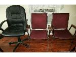 Lot: 068 - (3) Chairs
