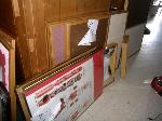 Lot: H09&10.BROWNSVILLE - RADIOS, VCRS, DVD PLAYERS, RADIOS & (APPROX 10) DISPLAY BOARDS & FRAMES