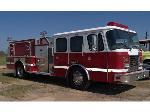 Lot: 3 - 1993 E-One Sentry 1250 GPM Pumper Fire Truck
