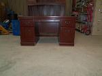 Lot: 6 - (2) Flat Top Desks