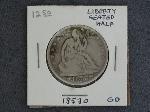 Lot: 2359 - 1853-O SEATED LIBERTY HALF DOLLAR