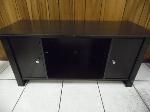 Lot: A5521 - Dark Oak Television Stand