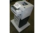 Lot: 694 - HP LaserJet P4014n Printer w/ Envelope Feeder