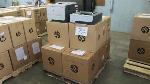 Lot: 706 - (6) HP Printers & (6) Paper Trays