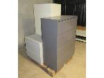 Lot: 30-051 - (3) HON Metal Filing Cabinets