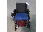 Lot: 30-056 - Invacare 250-S Electronic Wheelchair