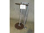 Lot: 30-077 - Pacon Fadeless Rotary Rack Dispenser, 20 Rolls
