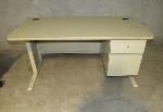 Lot: 30-079 - Desk & Chair