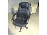 Lot: 30-080 - Global High-Back Leather Chair