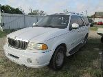 Lot: 0403-7 - 2001 LINCOLN NAVIGATOR SUV