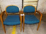 Lot: 02-18510 - (2) Chairs