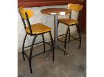 Lot: 02-18516 - Chairs and Table