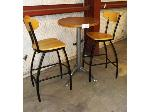 Lot: 02-18517 - Chairs and Table