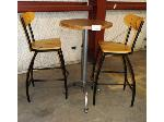 Lot: 02-18518 - Chairs and Table