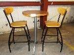 Lot: 02-18519 - Chairs and Table