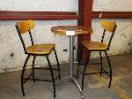 Lot: 02-18520 - Chairs and Table