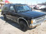 Lot: B607262 - 1991 Chevrolet S10 Blazer SUV