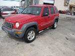 Lot: B611301 - 2002 Jeep Liberty SUV