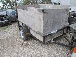 Lot: B612313 - Homemade Trailer
