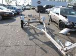 Lot: LW001 - 12-Ft Boat Trailer