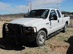 Lot: 111.SANANGELO - 2005 FORD F250SD TRUCK