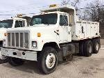Lot: 119.WACO - 1993 INTERNATIONAL 2574 DUMP TRUCK