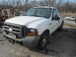 Lot: 120.TYLER - 2005 FORD F250HD PICKUP