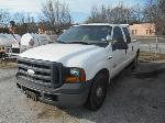 Lot: 122.TYLER - 2007 FORD F250SD PICKUP