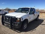 Lot: 197.CHILDRESS - 2007 FORD F250SD TRUCK