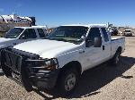 Lot: 198.CHILDRESS - 2007 FORD F250SD TRUCK