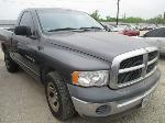 Lot: 05-240262 - 2002 DODGE RAM 1500 PICKUP