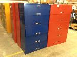 Lot: 19.FORTWORTH - (8) LATERAL FILE CABINETS