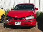 Lot: 115 - 2004 Chevy Impala (Red)