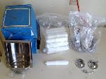 Lot: 02 - Plumbing & Cabinet Hardware
